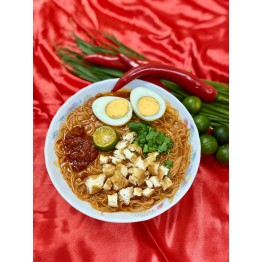 Self-Assemble Mee Siam Set (10pax) - comes with complimentary Yusheng 1 set